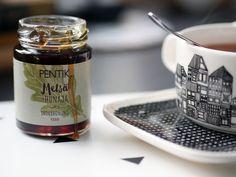 Teetä ja hunajaa