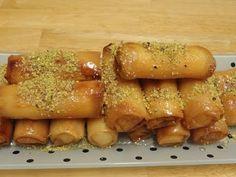 زنود الست - أكلات عراقية iraqi food - YouTube