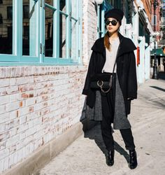 """The Hero piece : """"When you wake up in the morning, decide on that one item you really want to wear, whether it be specific pants, shoes, lipstick, etc. Plan your outfit around it and it'll give you a definite uplift all day."""" — Erica Choi, digital art director, Barneys"""