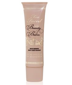 Too Faced Tinted Beauty Balm Multi-Benefit Skin Care Makeup SPF 20