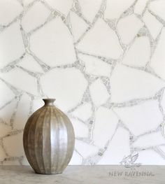 Path Mosaic Backsplash | New Ravenna Mosaics