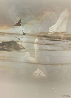 by Lulu Bell Double Exposure Photography, Dream Photography, Photography Themes, Creative Photography, Portrait Photography, Dream Fantasy, Renaissance, Dreams And Nightmares, Dream Baby