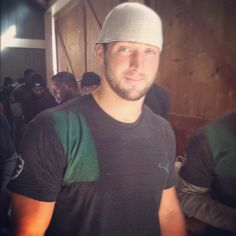 :-) Lordy Lordy...Tim Tebow! Not a jets fan BUT Tim Tebow...yumm!!