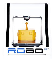 Title: R1 Plus 3D Printer   Layer Resolution100 Microns Build Volume10 x 9 x 8 in  720 Cubic Inches Single ExtruderOne Head Extrusion With Modified Software To Allow Easily Removable Support Structures With The Same Materials.  Also, There Are Easy To Do Methods Of Interchanging Filament Colors Mid Print To Allow For Multiple Color Printing. Filament CompatibilityPLA , ABS (using heat bed), Filament Size1.75 mm Filament Nozzle Diameter0.4 mm Diameter ElectronicsArdu