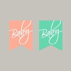 Freebie, Baby, Stampin´Up! Printable, Fähnchen, Banner, Stanze, Stempeln, Craft, basteln, pattern, punch, stampin, https://www.facebook.com/Colorspell