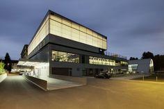 Galería - Sports Hall Zehlendorfer Welle / KSP Jürgen Engel Architekten - 31