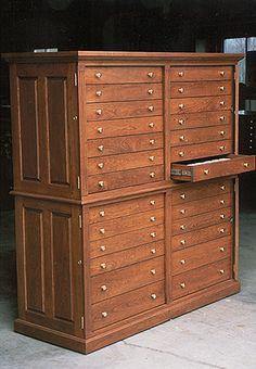 Art Studio Storage, Art Storage, Workshop Storage, Craft Room Storage, Wooden Furniture, Furniture Projects, Antique Furniture, Cool Furniture, Furniture Design