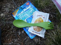 Backpacking food list ideas #backpackingfoodideas