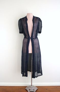 1940's Wrap Dress