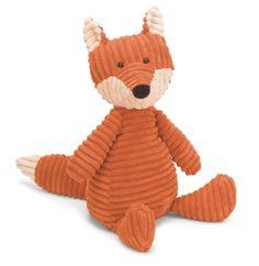 Jellycat Cordy Roy Fox : Stuffed Animal Fox | Dada Baby Boutique