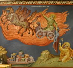 Week 8: Icons in Our Narthex - Prophet Elijah Lesson Plan
