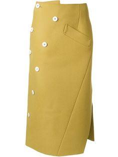 Купить Irene юбка 'Twist' с запахом.