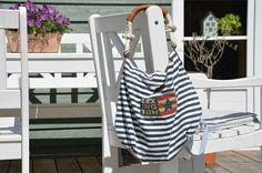 Maritimes Wohnen - Lexington Handtasche