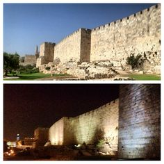 @elishhhh   Walls of the Old City #YerushalayimShelZahav #birthright2012 Jerusalem, Israel