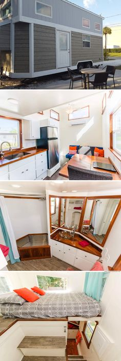 The Amy Tiny House (200 sq ft)