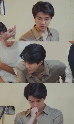 Sehun And Luhan, Chanyeol, Lee Seung Gi, Hunhan, Kim Min Seok, Most Handsome Men, Exo Members, How Big Is Baby, Iphone Background Wallpaper