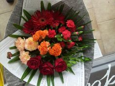 Mixed grouped Bouquet