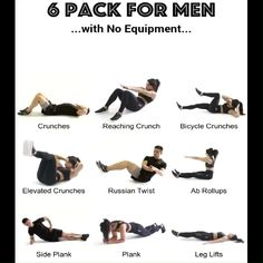Best abs workout at home for beginners. Also includes best abs workout at home for ladies and men. Workout Videos For Men, Home Workout Men, Gym Workouts For Men, Workout Plan For Men, Workout Routine For Men, Gym Workout For Beginners, At Home Workouts, Workout Plans, 6 Pack Abs Workout