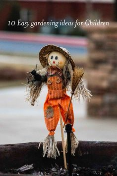 states scarecrow selective focus photography Over watch