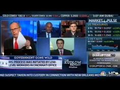 Costa on Kudlow to Discuss Scandals