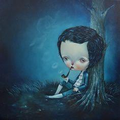 Sleepwalker's Dreams by Dilka Bear