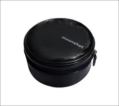 MOONSHOT Circle Pouch Black Limited  YG Cosmetic #Moonshot