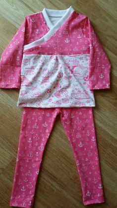 Ahoi ! Mädels- Outfit