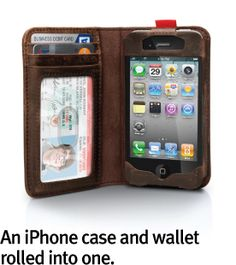 wallet + iPhone case
