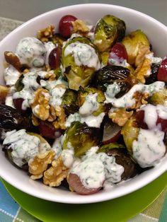 Restaurant Copy Cat Recipe - the amazing ilili Brussels Sprouts from ilili NYC
