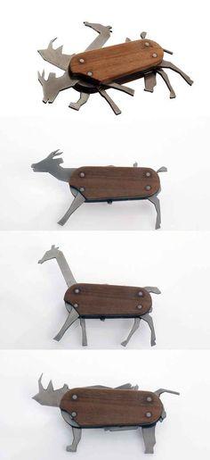 The Animal Pocket Knife