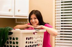 Let your laundryroom shine!