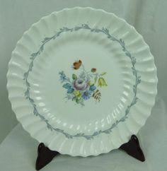 "Royal Doulton Chelsea Rose Bone China 10 3/8"" Dinner Plate  #RoyalDoulton"