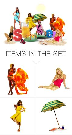 """""""Summer is near"""" by irnarenko ❤ liked on Polyvore featuring art"""