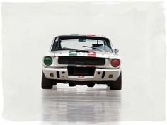 This Well Used 1965 Ford Shelby GT350R Factory Racer Could Fetch A Million In Auction