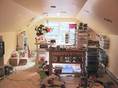 maybe my craft room will look like this one day!