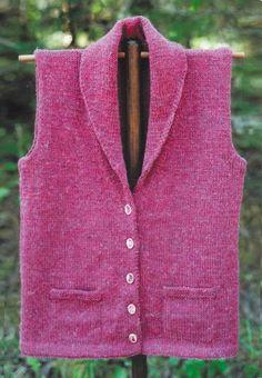 Oat Couture--Annie Dempsey--Village Vest