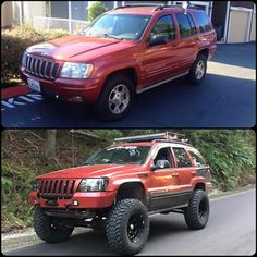 Jeep grand cherokee 4x4 wj