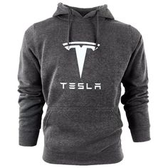 Tesla is synonymous with innovation & technology. Tesla Fans! Be Warm & Stylish All Winter - Get Your Super Comfortable Fleece Hoodie Today! Soft Fleece Lining For Maximum Comfort & Warmth Fleece Line