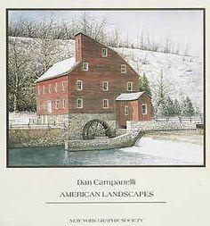 Dan Campanelli Big Wheel Open Edition