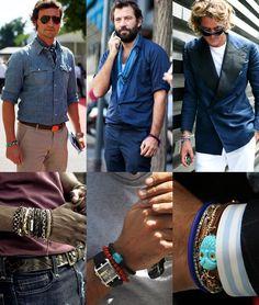 Men's Bracelets Lookbook