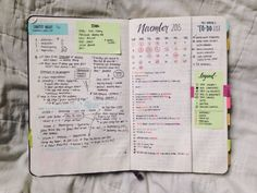 Love this bullet journal layout!