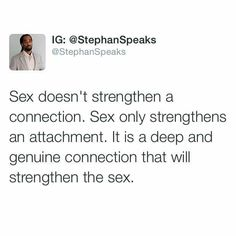 Confusing sex with love