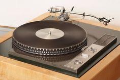 Vintage-HiFi - Jochen Soppa Garrard Turntable, Hifi Turntable, Audio, Record Players, Decks, Dream Theater, Kit, Vintage, Tables