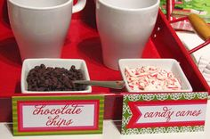 Amy's Party Ideas: Christmas