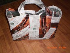 Starbucks Coffee Bag Market Tote