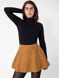 Need this AA Corduroy Circle Skirt in camel for fall...