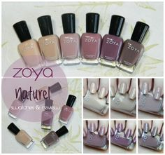 Zoya Naturel Collection for Spring 2014 Swatches & Review http://stephanielouiseatb.blogspot.com/2013/12/zoya-naturel-collection-for-spring-2014.html  #nails #Nailpolish #zoya #beauty #manicure