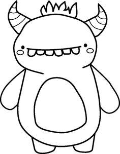 UselessTrinkets_Teeth_Monster_Freebie_by_JessaFeig