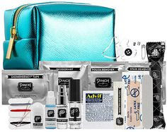 Pinch Provisions Minimergency Kit For Her - Turquoise Metallic: Get it for $13.00 (was $16.00) #coupons #discounts