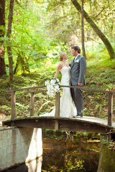 Bridge# Woods# Enchanted Wedding